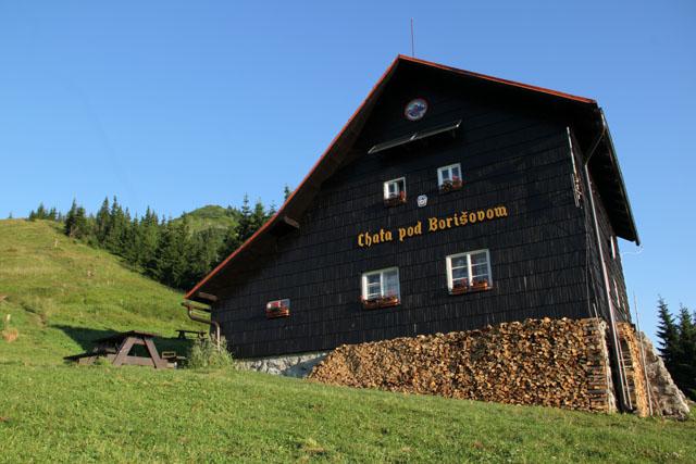Chata pod Borisovom, Slovakia