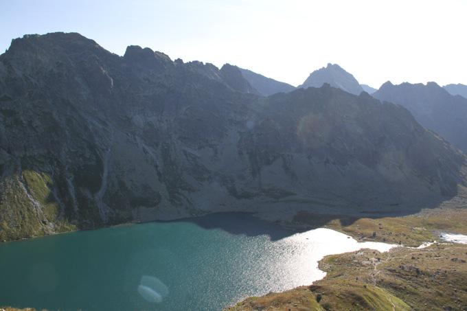 Velke Hincovo Pleso, Slovakia