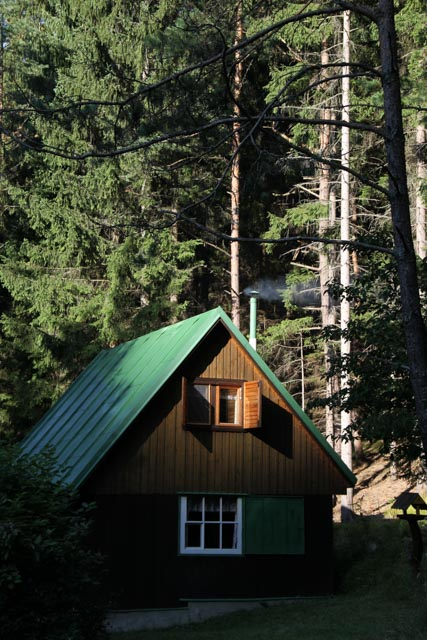 One more cabin