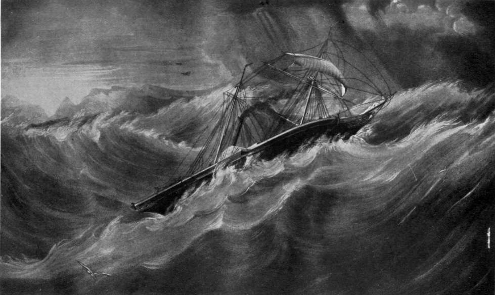 Nemesis in a gale
