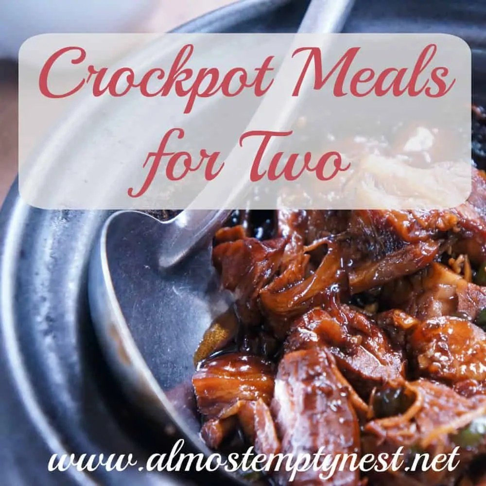 crockpot recipes for two