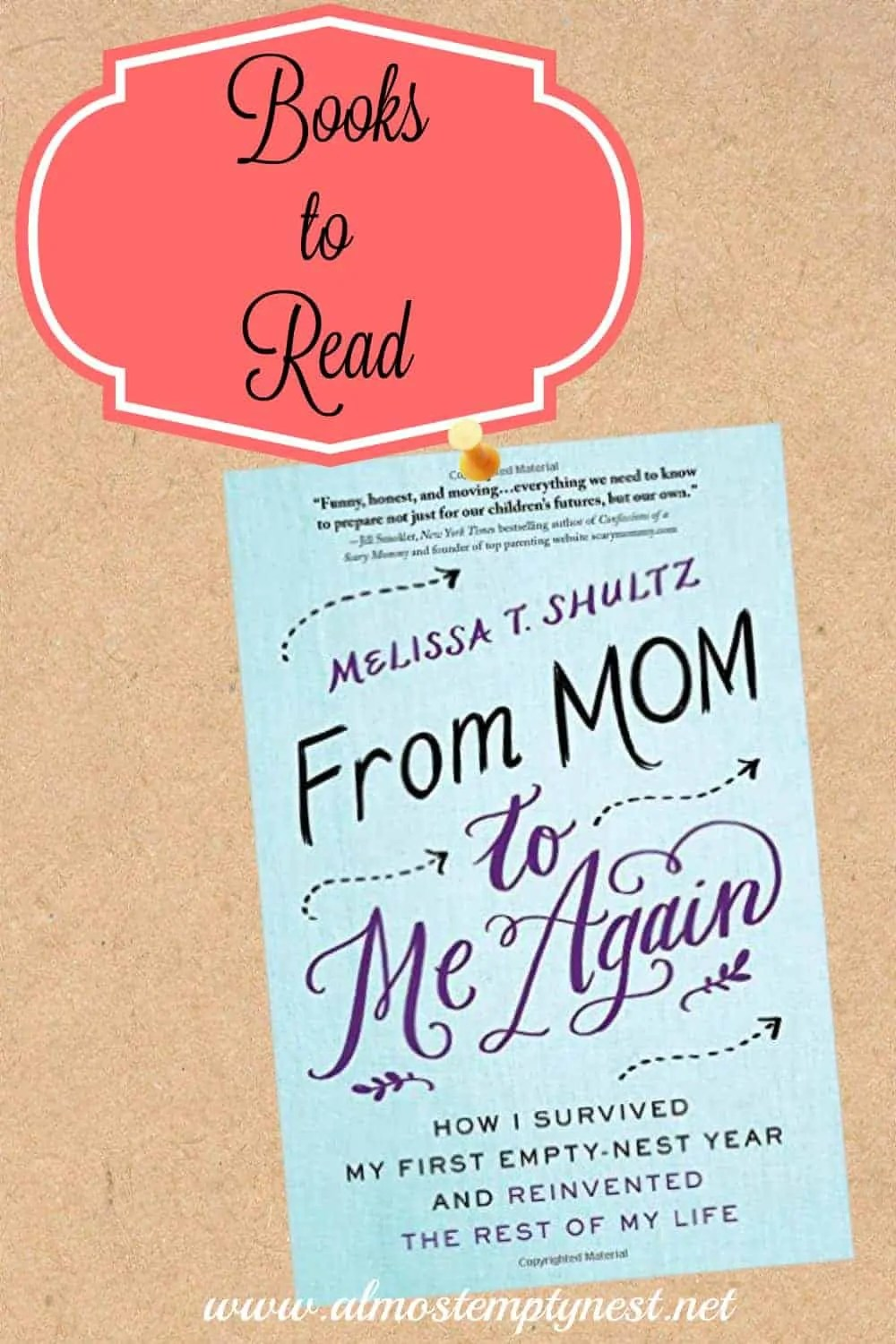 """""""From Mom to Me Again"""" book review"""