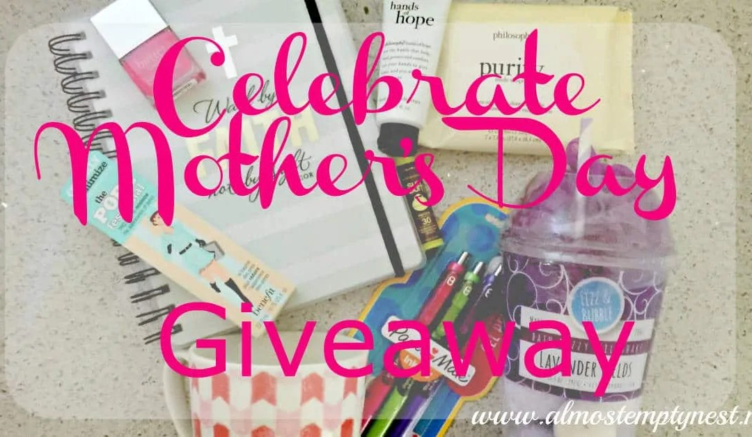 Celebrate Mother's Day Giveaway
