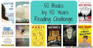50 Books by 50 Years Reading Challenge