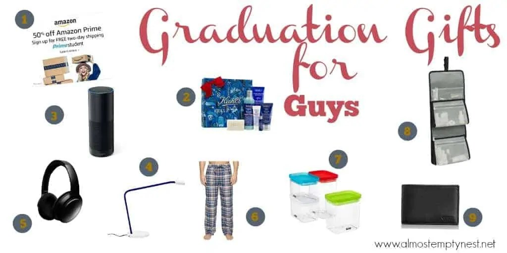 Graduation Gifts for Guys