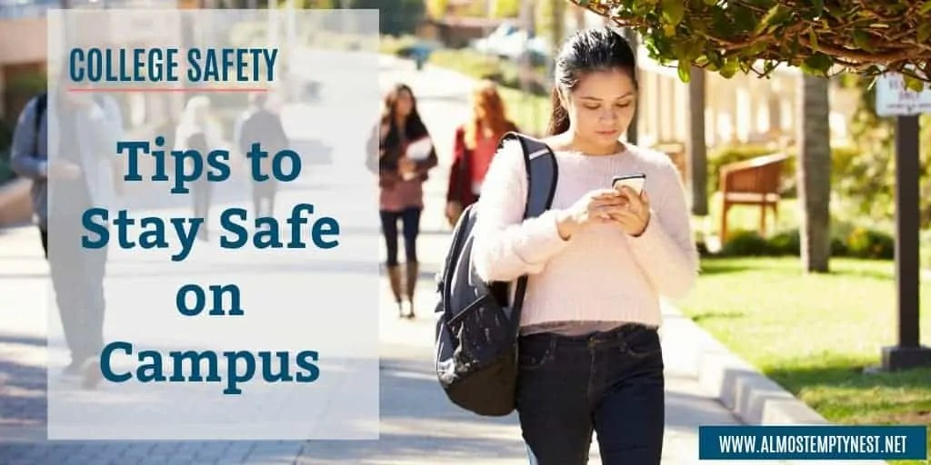College Safety: Tips to Stay Safe on Campus