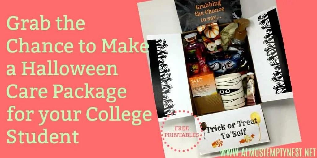 Treat Yo Self Halloween Care Package