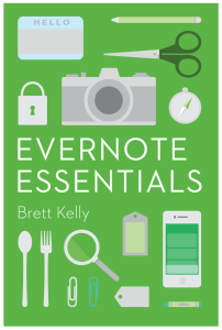 Evernote Essentials Cover