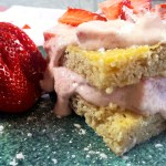 Vegan Strawberry Shortcake Sandwiches