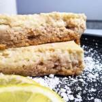 Creamy Vegan Lemon Dream Bars