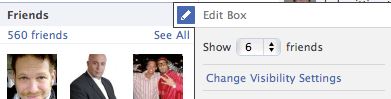 facebook friends settings 1 - Facebook Tip: How To Choose Who Can See Your Friends