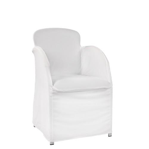 housse pour chaise avec accoudoirs clint