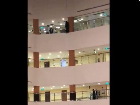 مستشفى الأمير محمد بن عبدالعزيز تنجح في منع انتحار سيدة زائرة دون