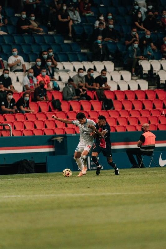 باريس سان جيرمان في الدوري الفرنسي