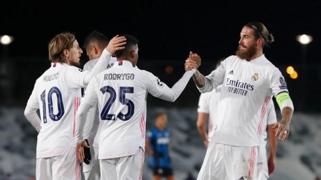 مباراة ريال مدريد ضد الإنتر تزيد طموحات راموس