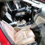 صورة مقاعد السيارة جمس اكاديا 2015