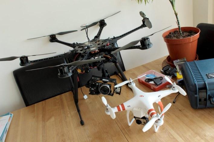 انواع طائرات التصوير بالريموت كنترول