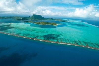 Bora Bora Society Islands   المرسال