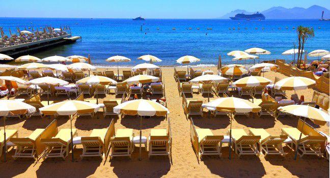 The Côte d'Azur climate
