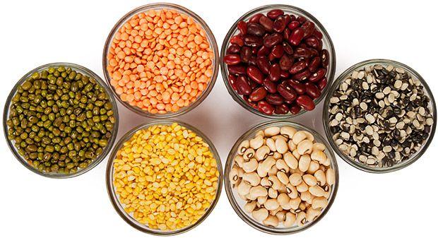 25 نوع من الأطعمة الغنية بالبروتين بدلا من اللحوم المرسال