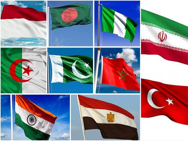 ماهي الدولة التي فيها اكبر عدد من المسلمين المرسال