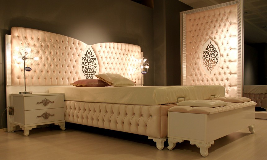 غرف نوم تركية 2017 صور ذات جودة عالية المرسال