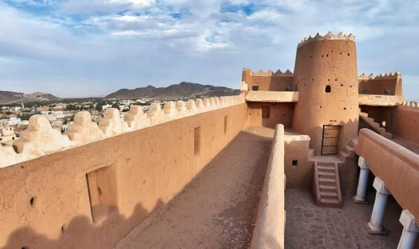 قلعة عيرف aarif fort