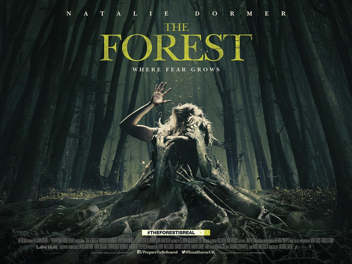 الغابة المرسال