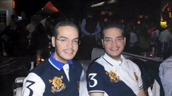 التوأم أحمد ومحمد الفضل