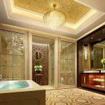 تصميمات حمام مودرن