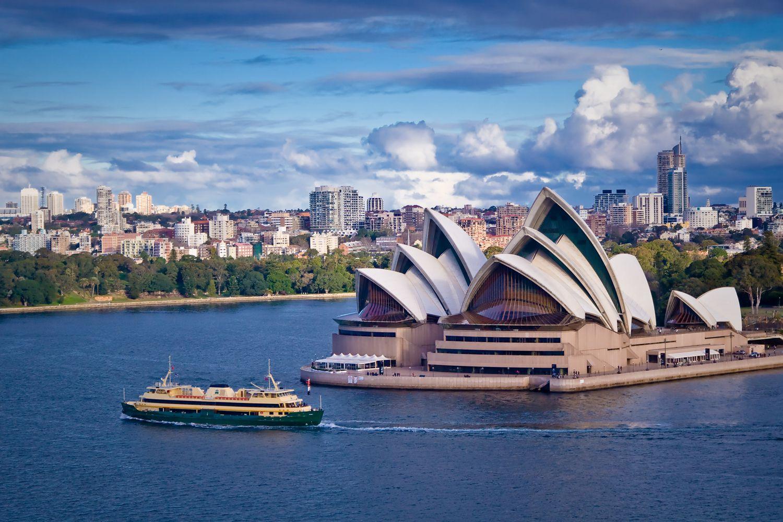 كم تبلغ مساحة قارة استراليا المرسال