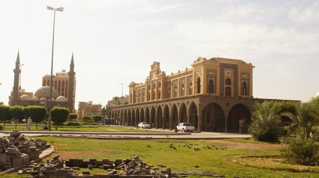 مسجد العنبرية Mosque of Anbariya
