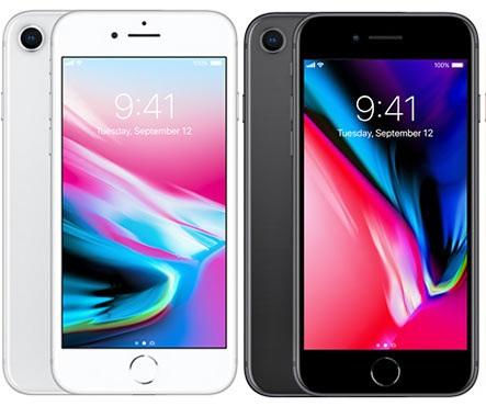 مقارنة بالصور بين ايفون 8 و ايفون 8 بلس المرسال