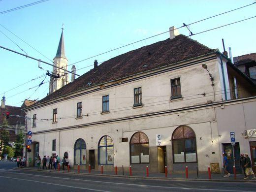 الصيدلية - أهم المعالم السياحية في مدينة كلوج نابوكا