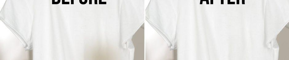 طريقة تنظيف الملابس البيضاء من بقع الزيت المرسال