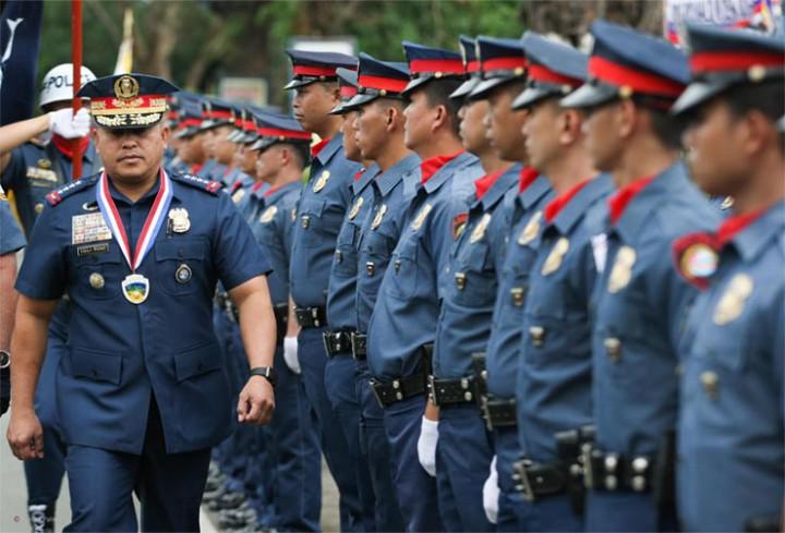 موضوع تعبير عن الشرطة المرسال