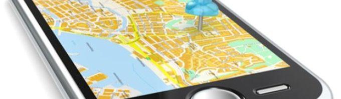 كيف يتم تحديد موقع رقم الجوال على الخريطة المرسال