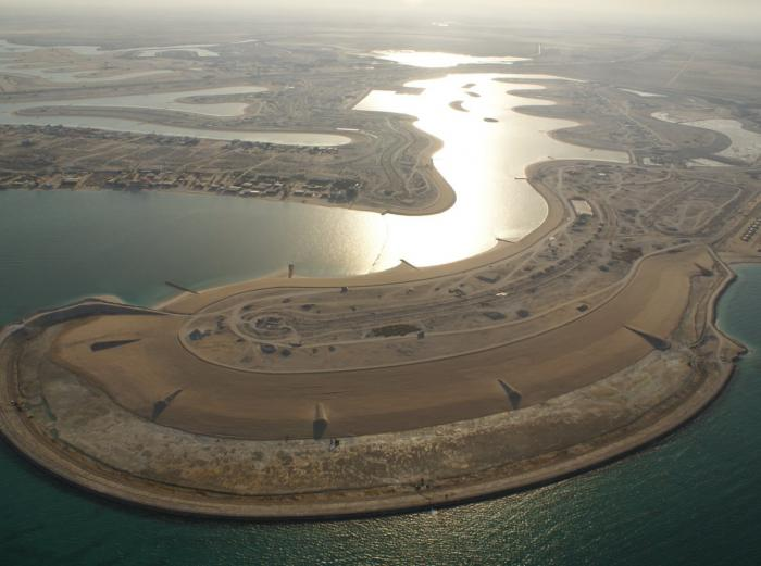 ما هي اكبر جزيرة كويتية