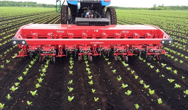 آلات الحصاد