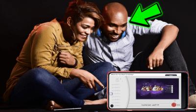 تطبيق عالمي لمشاهدة التلفزيون المشفر على هاتفك الذكي