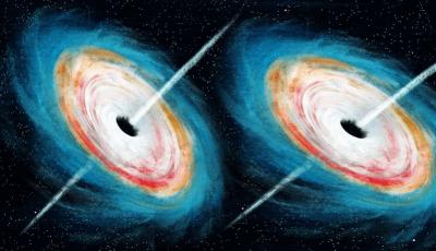 ماهي الثقوب السوداء؟ وكيف تشكلت !!! نظرية الأنهيار المباشر