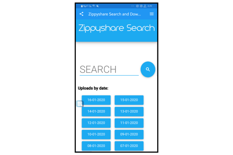 متجر Zippyshare Search