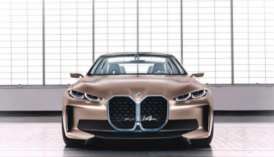 شركة BMW عام 2021 أطلاق أول سيارة رياضية كهربائية i4
