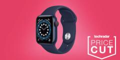 ساعة Apple Watch 6 الجديدة تحصل على تخفيضات
