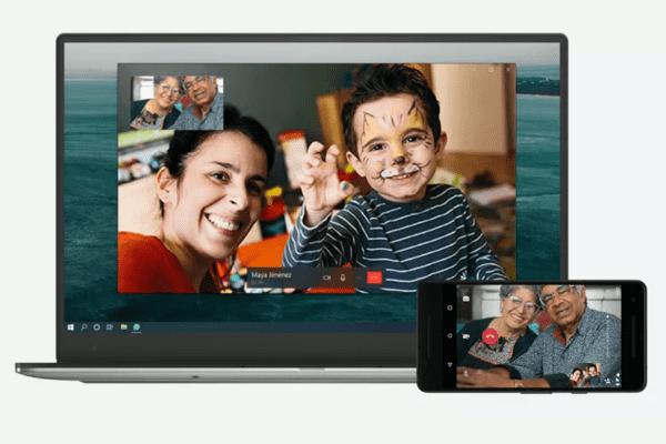 واتساب يعلن عن خاصية جديدة للمكالمات الصوتية ومكالمات الفيديو على الكمبيوتر