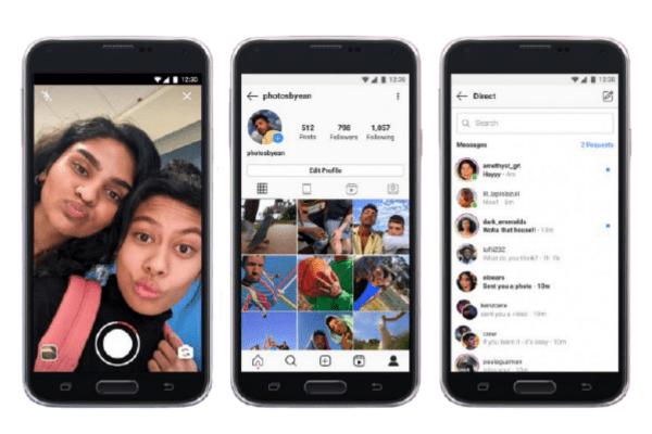 تحميل تطبيق Instagram Lite