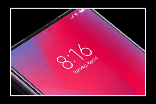 هاتف Xiaomi Mi Mix 4 الحديد
