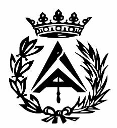 El escudo de la arquitectura t cnica arquitecto tecnico for Restaurante escuela de arquitectos madrid