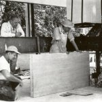 Mies Van Der Rohe, Casa Farnsworth , ( Illinois, Estados Unidos)