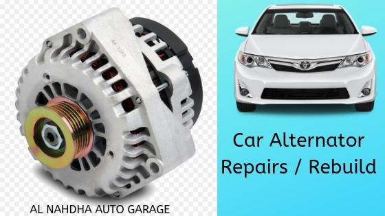 Car Alternator Repairs And Rebuilds In Dubai Car Garage In Rasalkhor